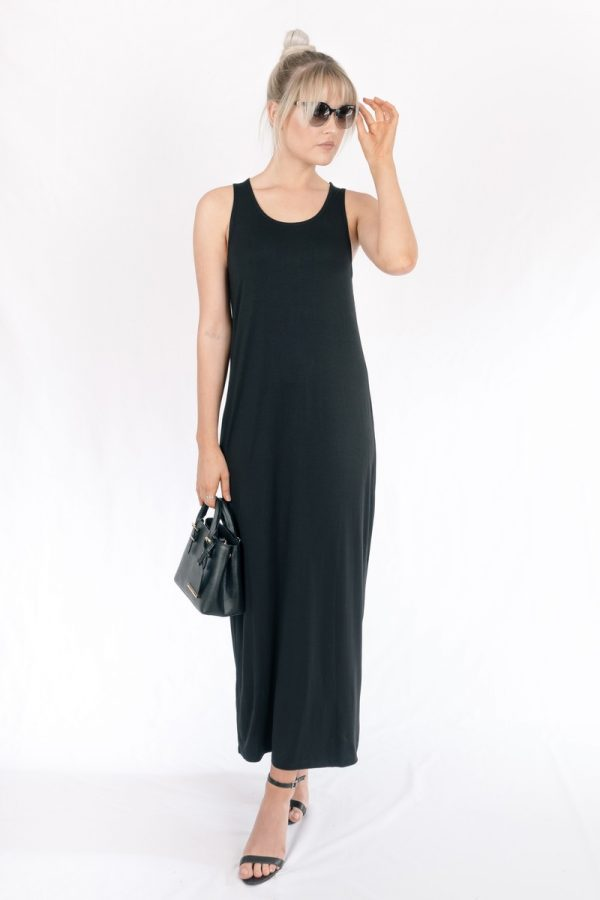 Bamboo_Maxi_Dress_Black_Venus002