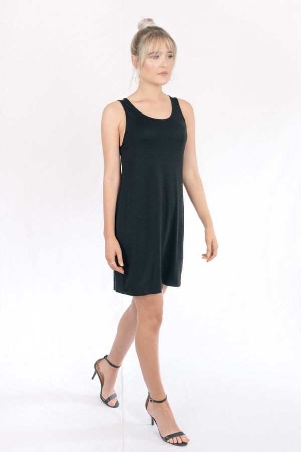 Bamboo_Short_Dress_Black_Venus002