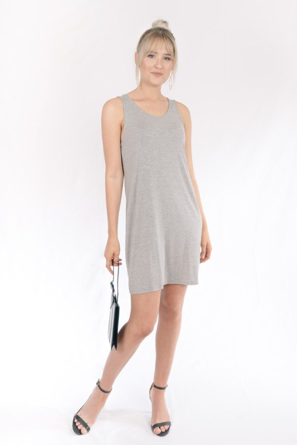 Bamboo_Short_Dress_Grey_Venus001