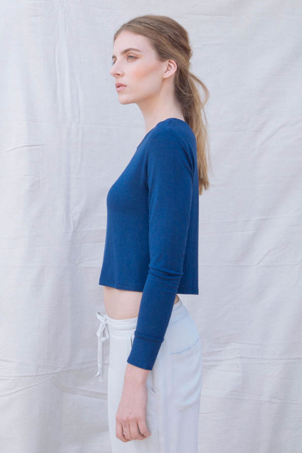 The_Great_Beyond_Bamboo_Crop_Top_Europa_Blue04
