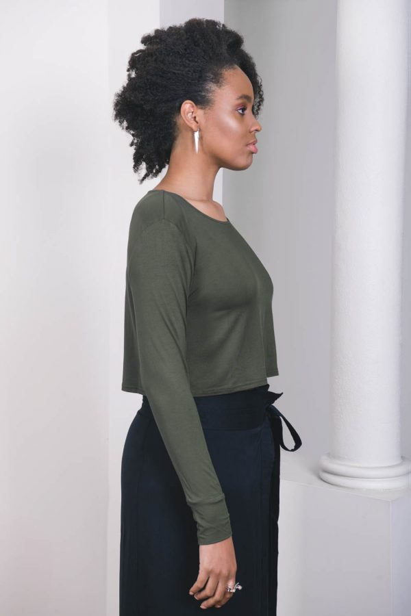 The_Great_Beyond_Bamboo_Crop_Top_Europa_Olive01