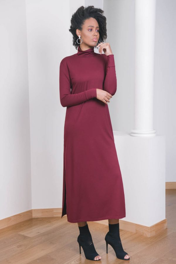 The_Great_Beyond_Bamboo_Dress_Callisto_Cherry02