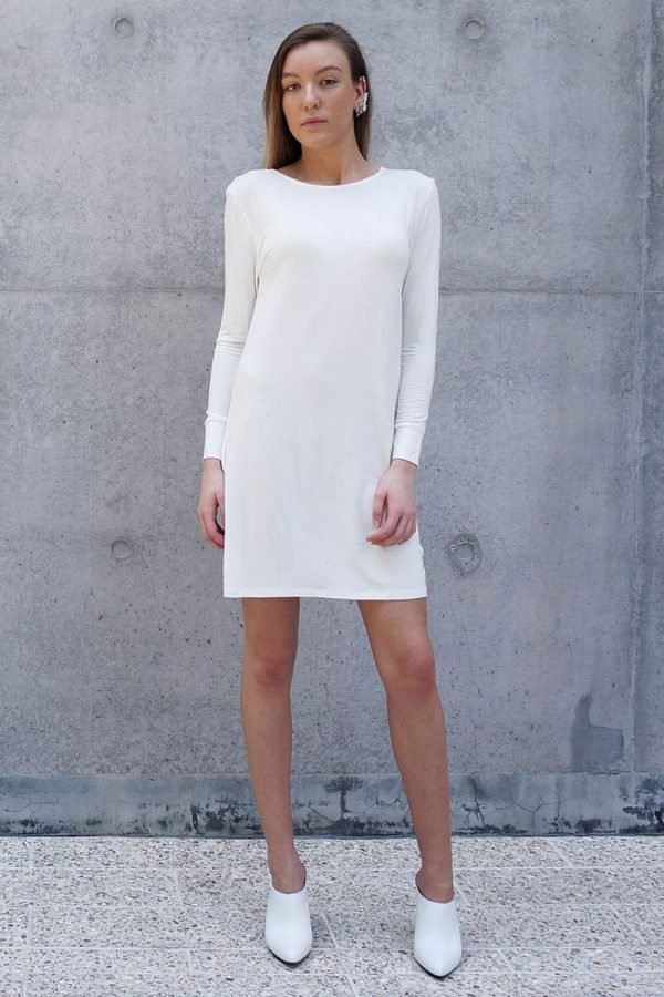 The_Great_Beyond_Bamboo_Dress_Europa_White01
