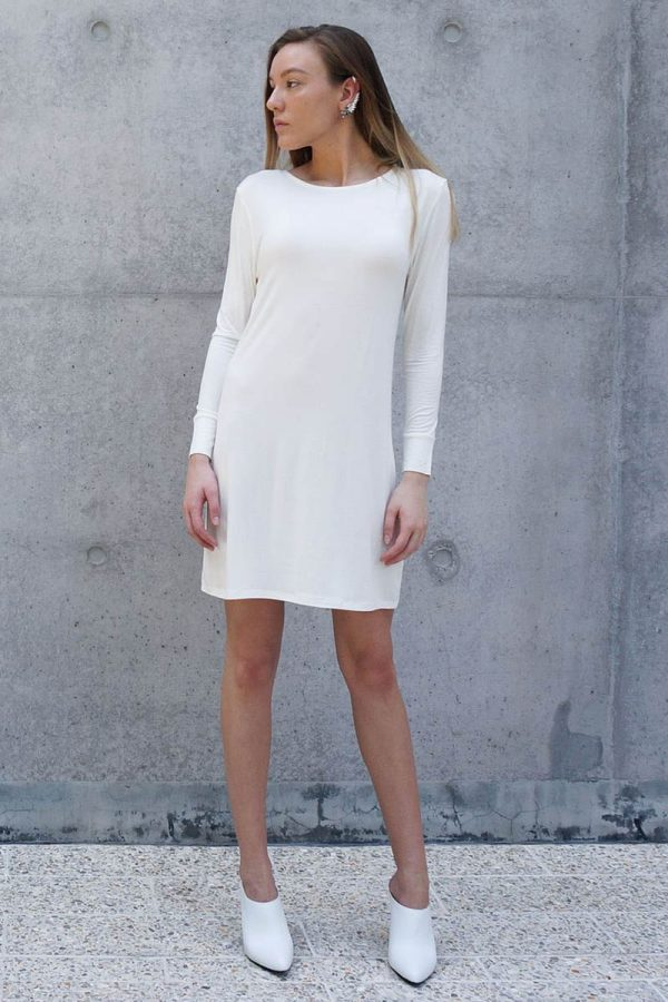 The_Great_Beyond_Bamboo_Dress_Europa_White02