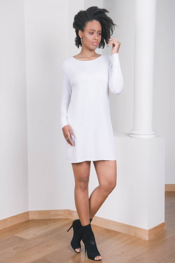 The_Great_Beyond_Bamboo_Dress_Europa_White04