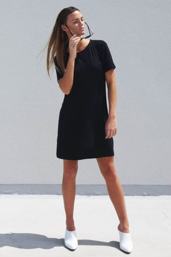 The_Great_Beyond_Bamboo_Dress_Luna_Black02