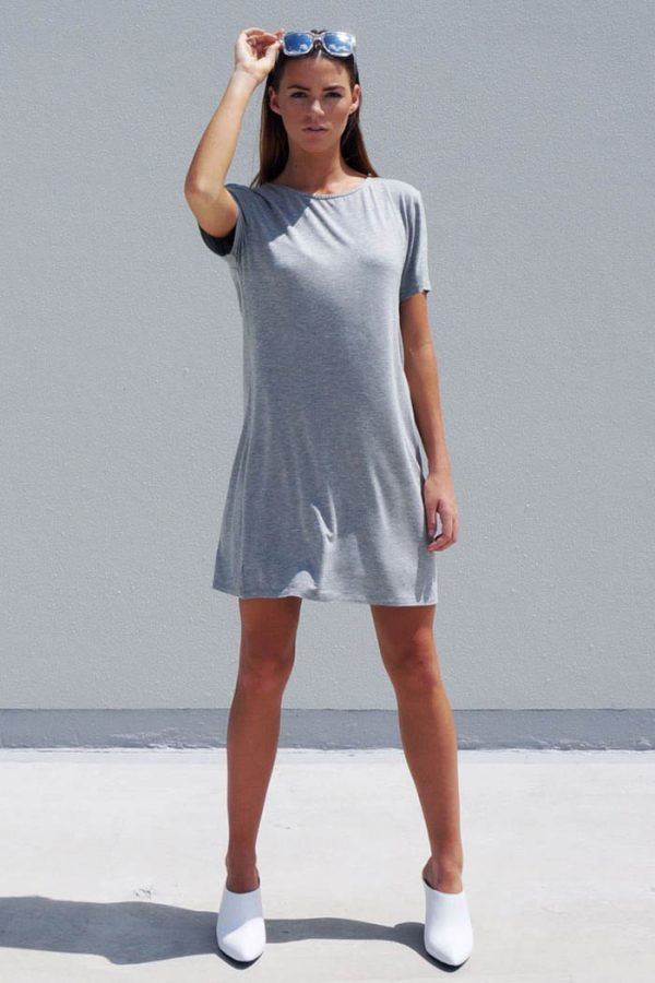 The_Great_Beyond_Bamboo_Dress_Luna_Grey01