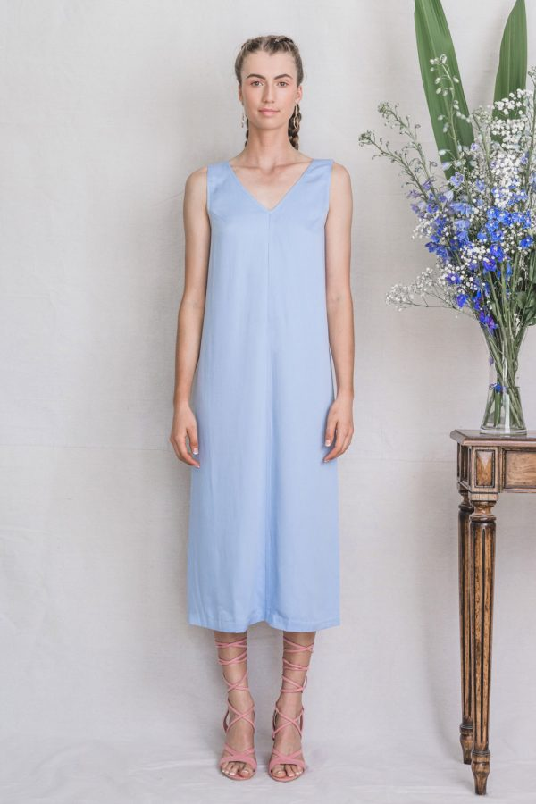 The_Great_Beyond_Bamboo_Hydrus_Dress_Blue01