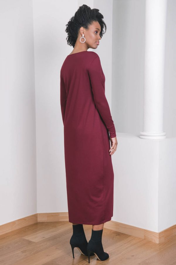 The_Great_Beyond_Bamboo_Maxi_Dress_Europa_Cherry02