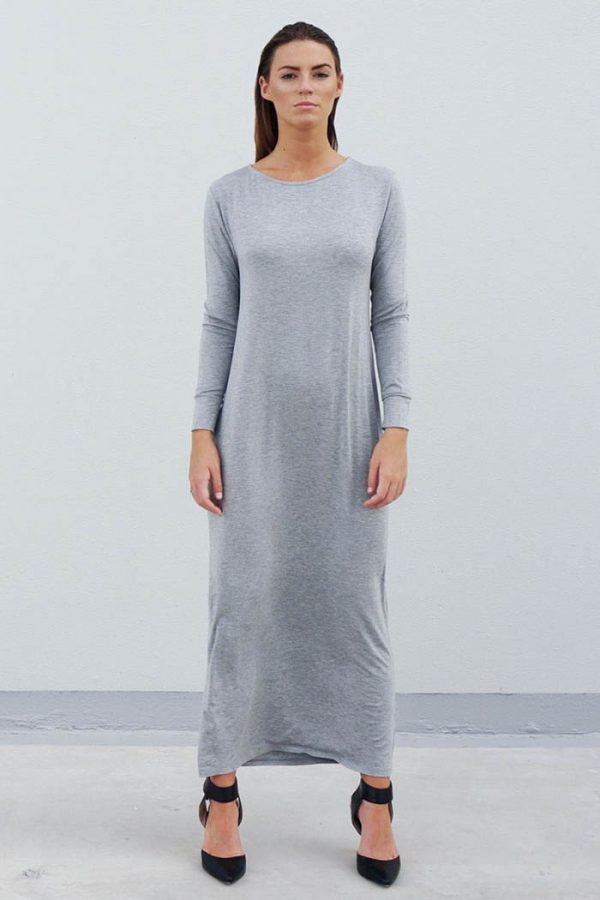 The_Great_Beyond_Bamboo_Maxi_Dress_Europa_Grey01