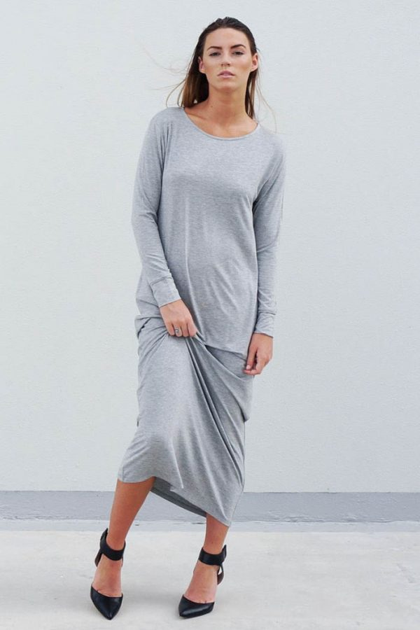 The_Great_Beyond_Bamboo_Maxi_Dress_Europa_Grey04