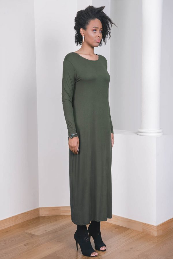 The_Great_Beyond_Bamboo_Maxi_Dress_Europa_Olive01