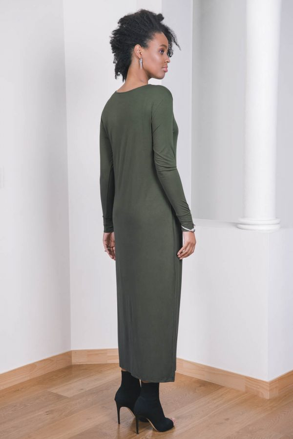 The_Great_Beyond_Bamboo_Maxi_Dress_Europa_Olive02