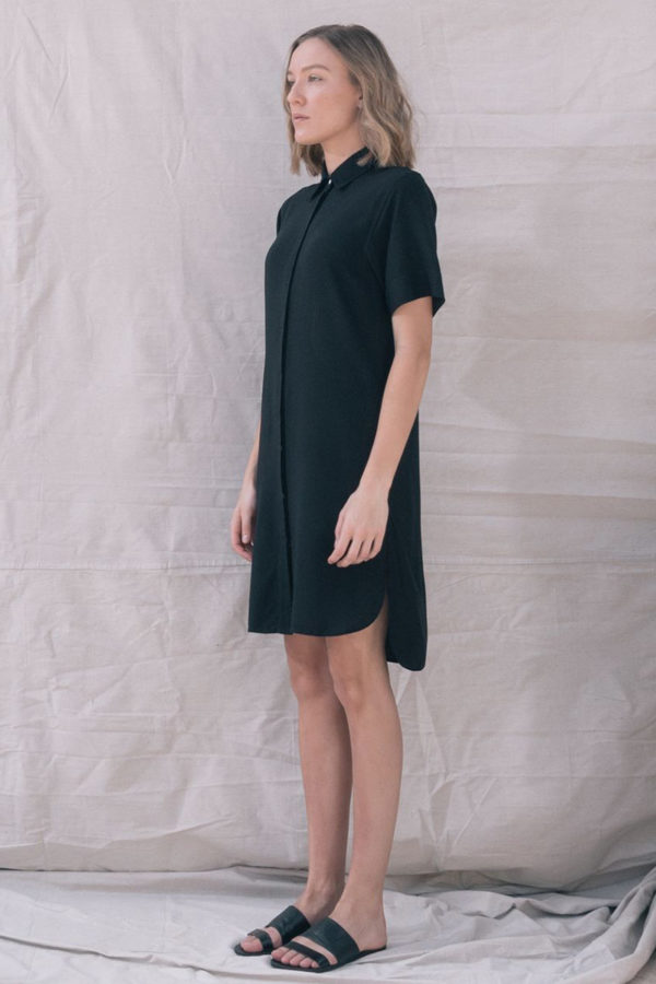 The_Great_Beyond_Bamboo_Shirt_Dress_Bianca_Black02
