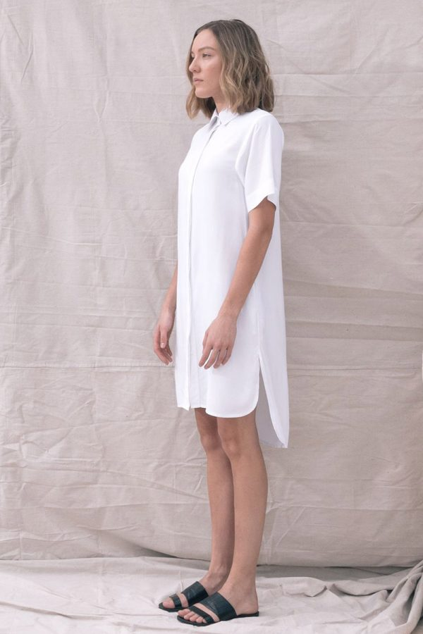 The_Great_Beyond_Bamboo_Shirt_Dress_Bianca_White01