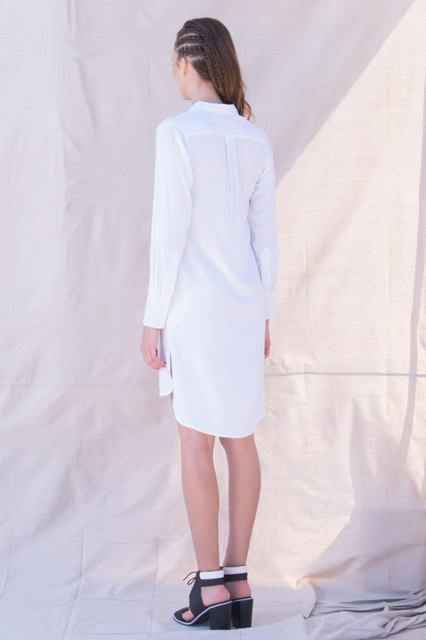 The_Great_Beyond_Bamboo_Shirt_Dress_Helene_White02