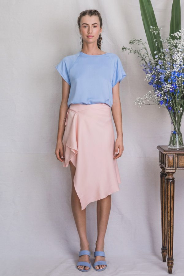 The_Great_Beyond_Bamboo_Skirt_Ara_Pink04