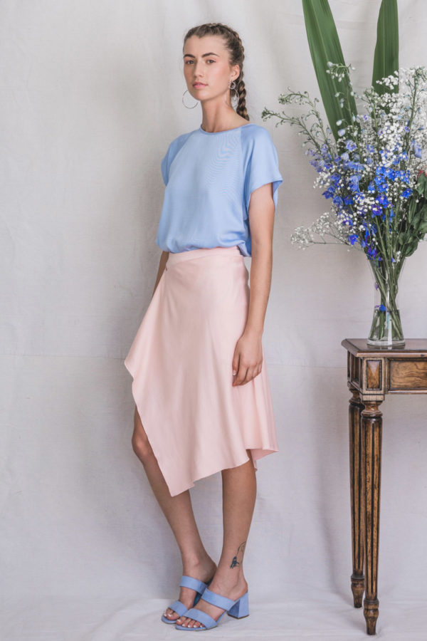 The_Great_Beyond_Bamboo_Skirt_Ara_Pink05