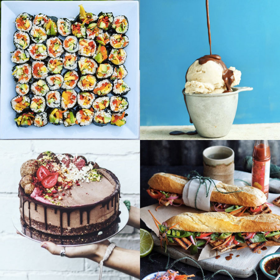 5 vegan food instagram accounts you must follow forumfinder Gallery